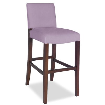 Divine Bar Stool Upholstery: Found Lilac