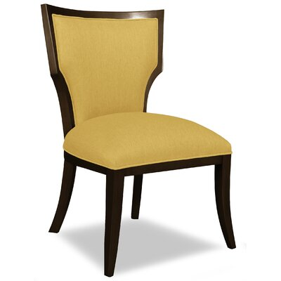 Divine Ashley Side Chair Upholstery: Found Old Gold