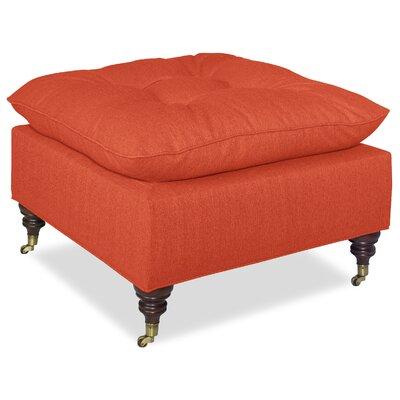 Mondo Ottoman Upholstery: Tangelo