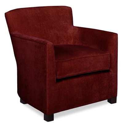 Rowan Armchair Color: Cherry