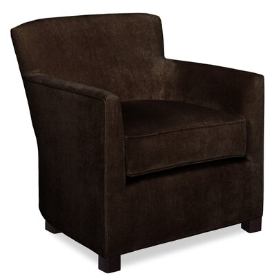 Rowan Armchair Color: Chocolate