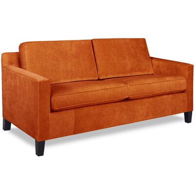 Spencer Sofa Upholstery: Tangelo