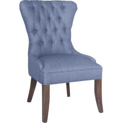 Divine Lauren Marie Side Chair Upholstery: Found Air