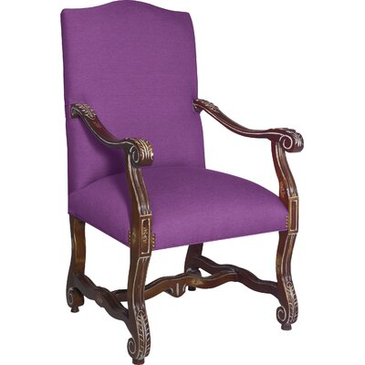 Divine Catherine Arm Chair Upholstery: Found Zantium