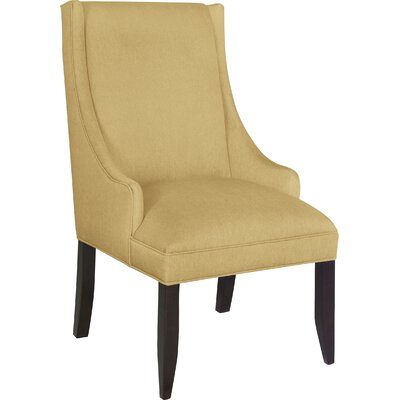 Divine Lorrie Lane Arm Chair Upholstery: Found Old Gold