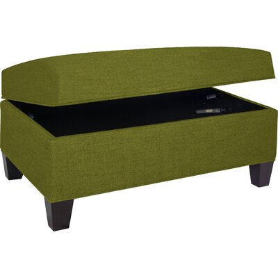 Mondo Storage Ottoman Upholstery: Grass