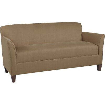 City Spaces 72 Broadway Sofa Upholstery: Stone