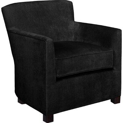 Rowan Armchair Upholstery: Onyx