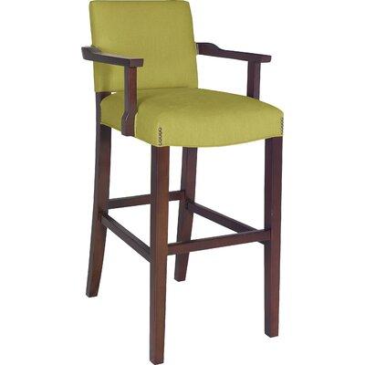 Divine Bar Stool Upholstery: Found Hemlock