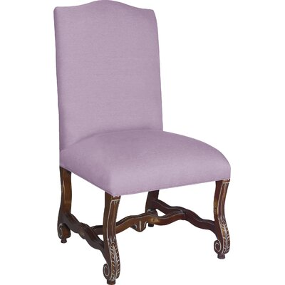 Divine Catherine Parsons Chair Upholstery: Found Lilac