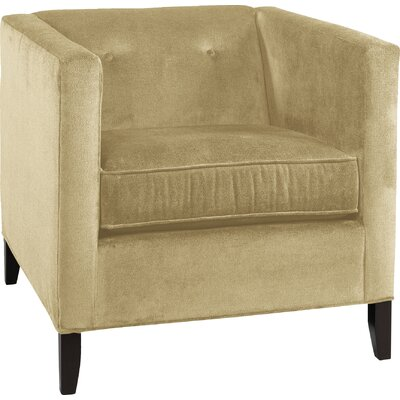 City Spaces Park Avenue Armchair Upholstery: Beige
