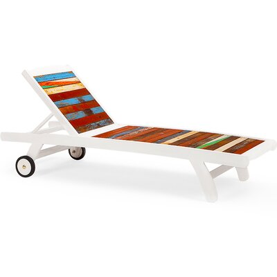 Second Wind Sun Bed Chaise Lounge