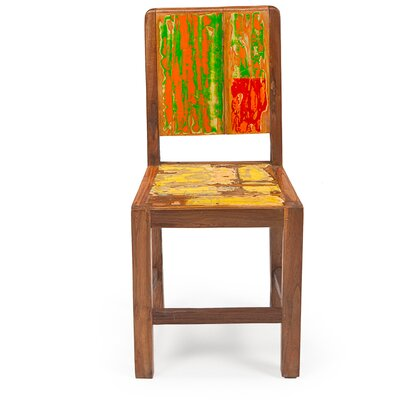 Sargasso Reclaimed Solid Wood Dining Chair