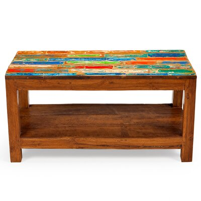 Windjammer Reclaimed Wood Coffee Table