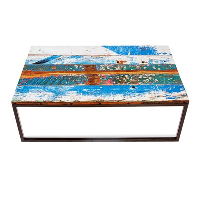 Beach Buoys Coffee Table