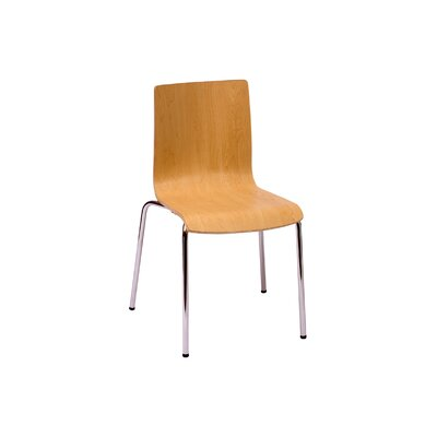 Rita Side Chair Color: Natural