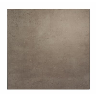 Midtown Table Top Size: 36 W x 36 D, Color: Concrete