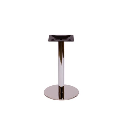 Adele Table Base Size: 17.7 W x 17.7 D