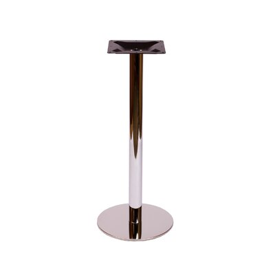 Adele Bar Height Table Base Size: 17.7 W x 17.7 D
