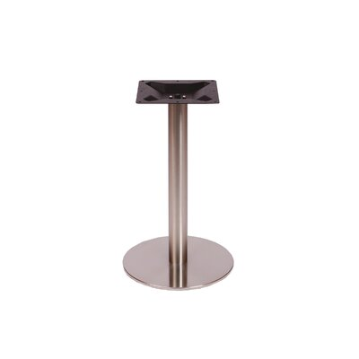 Elite Table Base Size: 18 W x 18 D