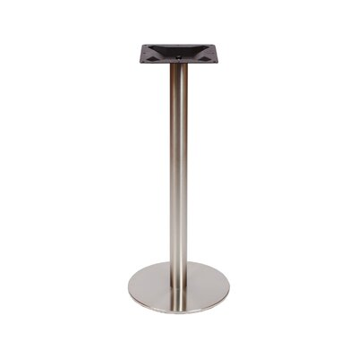 Elite Bar Height Table Base Size: 18 W x 18 D