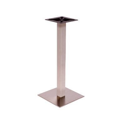 Elite Bar Height Table Base Size: 24 W x 24 D