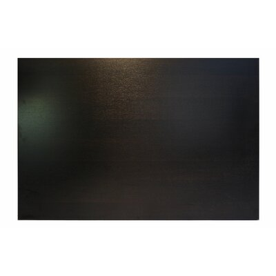 Midtown Table Top Size: 30 W x 24 D, Finish: Espresso