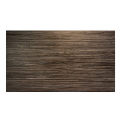 Midtown Table Top Size: 60 W x 30 D, Finish: Safari