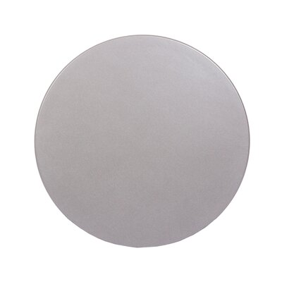 SoHo Table Top Finish: Silver Mist, Size: 42 W x 42 D Product Image 2919