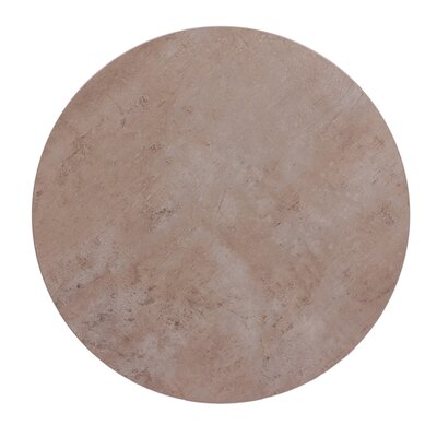 Midtown Table Top Size: 45 W x 45 D, Color: Concrete