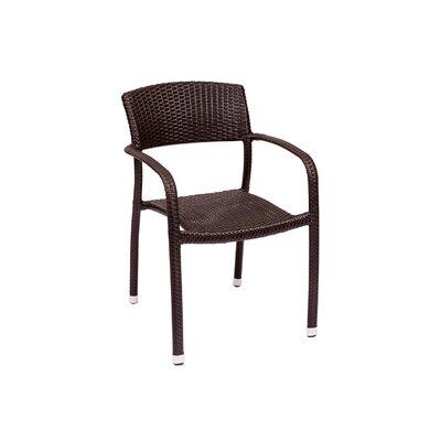 Regis Synthetic Wicker Armchair