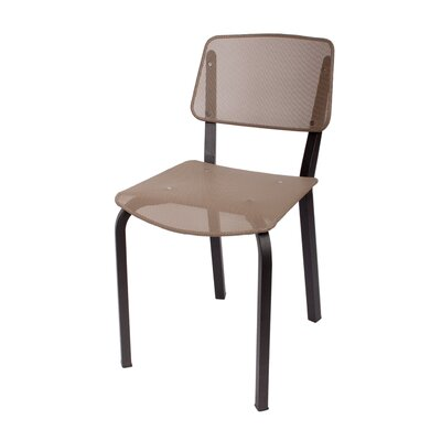Devon Side Chair Finish: Taupe