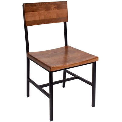 Memphis Solid Wood Dining Chair