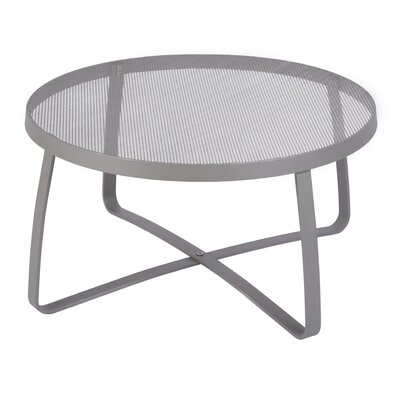Maze Coffee Table Finish: Titanium silver