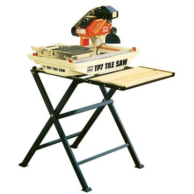 "MultiQuip Tile Pro Series 10 Amp 0.5 HP 115 V 7"" Blade Capacity Tile Table Saw at Sears.com"