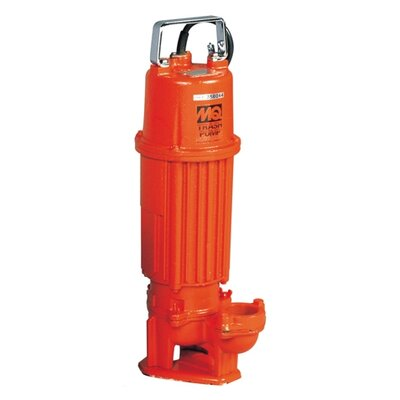 95 GPM Submersible Trash Pumps with Single Phase Motor