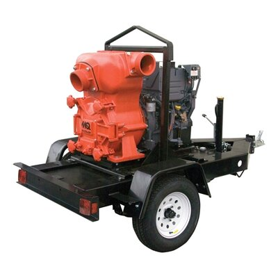1083 GMP Deutz F2L2011 Trash Pump
