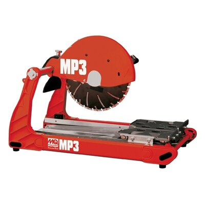 MultiQuip MasonPro 1 1.5 HP Single Phase Masonry Table Saw at Sears.com