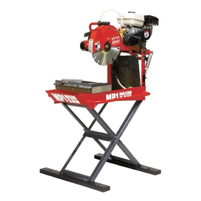 MultiQuip MasonPro 2 19.5 Amp 5 HP 230 V Single Phase Electric Masonry Table Saw at Sears.com