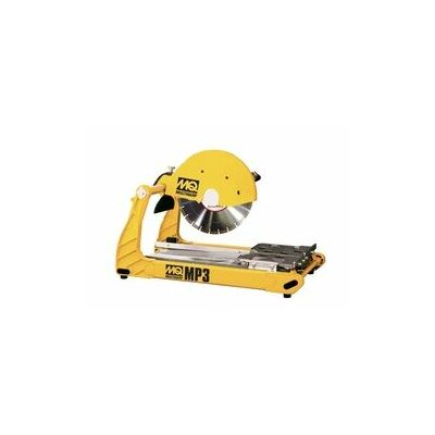 "MultiQuip 15 Amp 2.5 HP 115 V 14"" Blade Diameter Dry or Wet Table Saw at Sears.com"