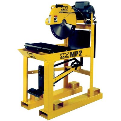 MultiQuip MasonPro 2 19.5 Amp 5 HP 230 V 3 Phase Electric Masonry Table Saw at Sears.com
