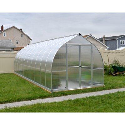 244 cm x 601 cm Gewerbliches Gewächshaus Bella | Garten > Gewächshäuser | Polycarbonat - Aluminium | Palram