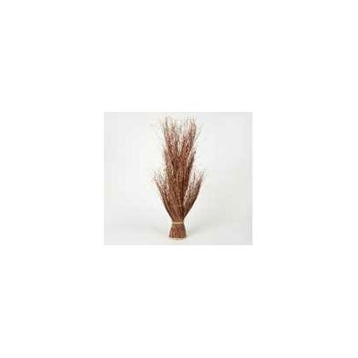 Standing Bunch 3 Layers Of Painted Ting Ting Decor Color: Light Brown/Natural/Terracotta