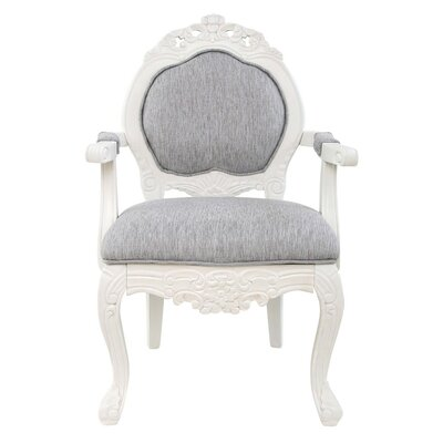 Regal Elegance Arm Chair