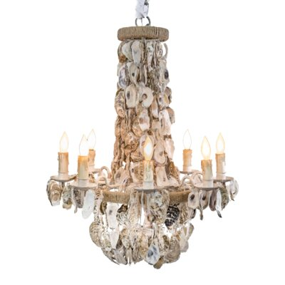 Marche 8-Light Candle-Style Chandelier