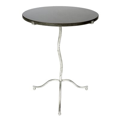 Kalmar End Table Table Top Color: White