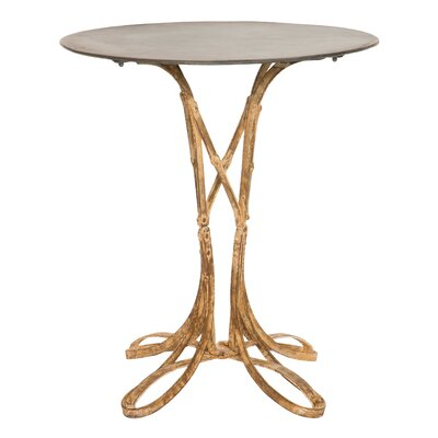 Ribbon End Table
