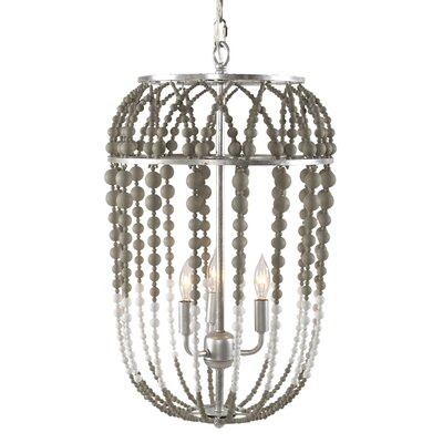 3-Light Foyer Pendant
