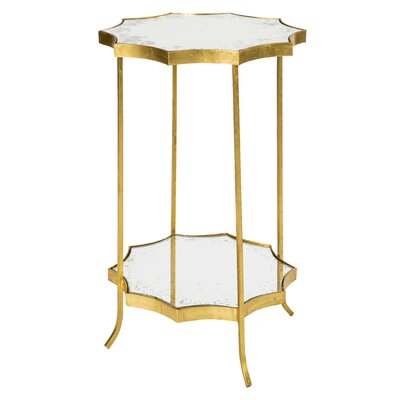 Astre 2 Tier End Table