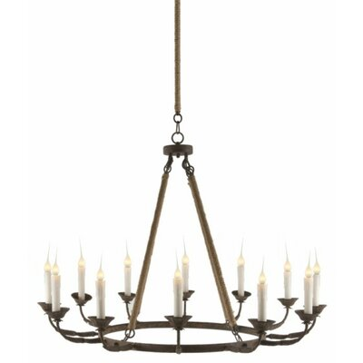 Consuelo 12-Light Candle-Style Chandelier